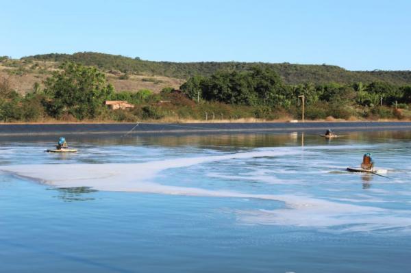 SAAE aumenta em 12 vezes índice de eficiência da estação de tratamento de esgoto em Oeiras