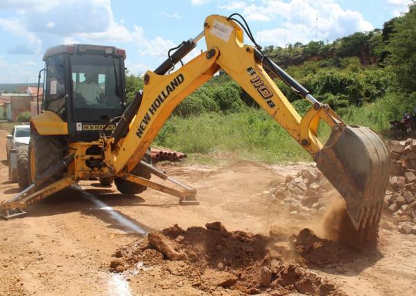 Obras de saneamento proporcionam mais saúde e qualidade de vida à população oeirense