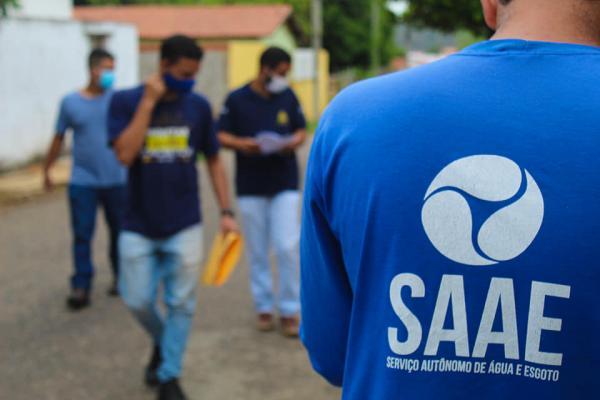 SAAE intensifica vistorias na rede coletora de esgoto em Oeiras